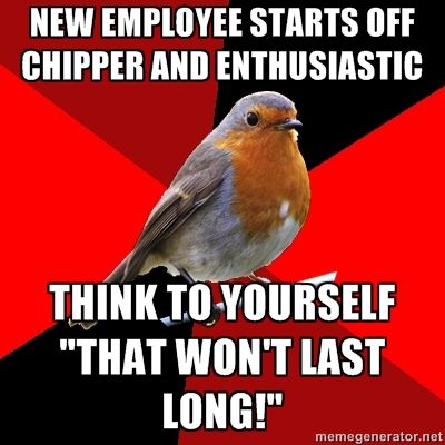 Very true. Retail Robin.: