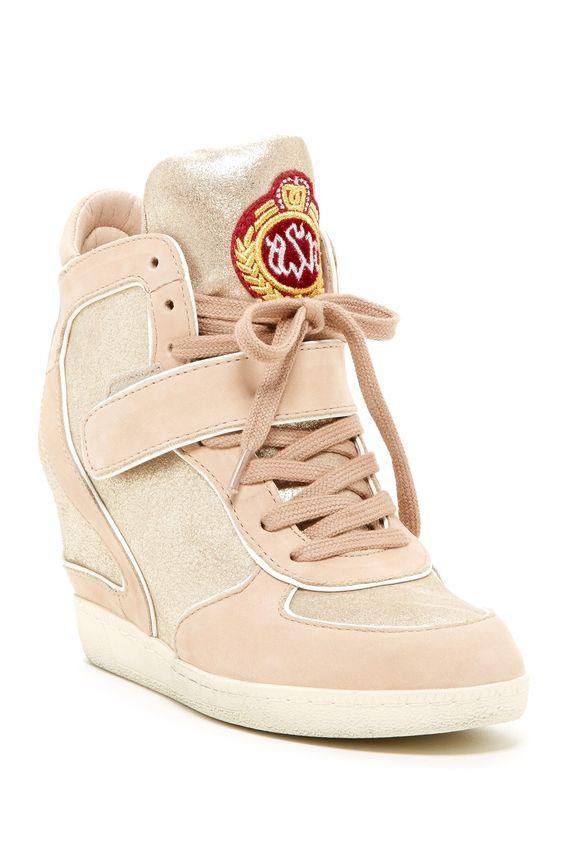 Ash   ASH Brendy Bis Hidden Wedge Sneaker   Nordstrom Rack