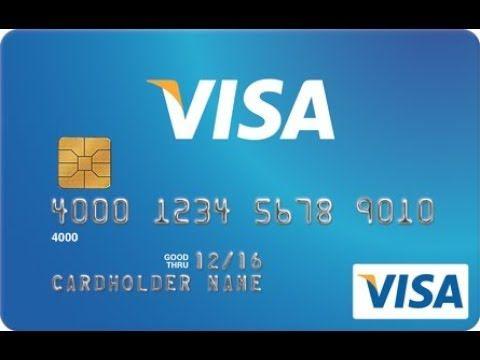 عالم المعرفة ما هى بطاقات الإئتمان وهل الحصول على واحدة فكرة جي Visa Card Secure Credit Card Small Business Credit Cards