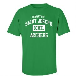 Saint Joseph School - Monroeville, IN | Men's T-Shirts Start at $21.97