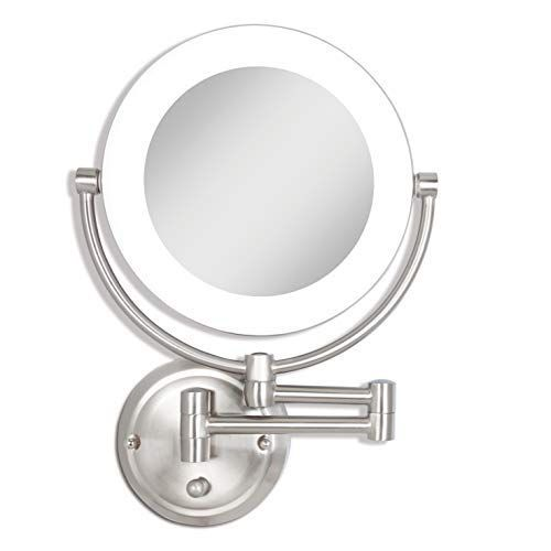 Zadro Dual Sided Surround Light Swivel Wall Mount Make Up Https Www Amazon Com Dp B0763tqh63 Wall Mounted Makeup Mirror Wall Mounted Mirror Makeup Mirror