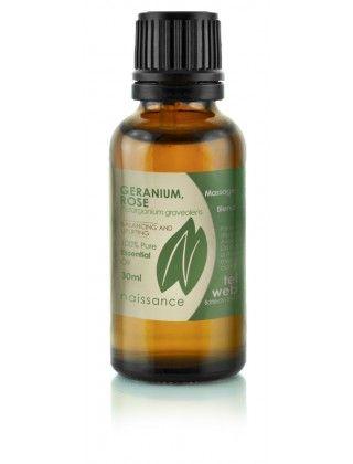Geranium, Rose Essential Oil http://enaissance.co.uk/Essential-Oils/Essential-Oils-Non-Organic/Geranium,-Rose-Essential-Oil
