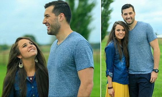 Jinger Duggar reveals she is officially courting pro soccer player Jeremy Vuolo | Daily Mail Online