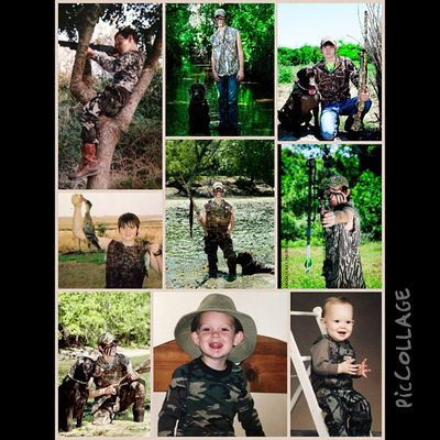 Please vote for this entry in Camo Cameo!