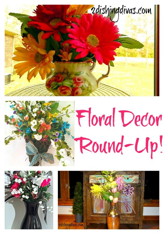 Izabel's floral decor is popular on our site, so we decided to do a round-up of her exquisite creations.  Like them?  Make them!