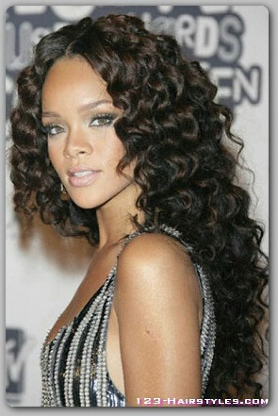 Cool Wavy Hairstyles Trendy Haircuts And Black Women On Pinterest Hairstyles For Women Draintrainus