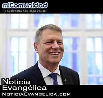Rumanía elige un presidente evangélico