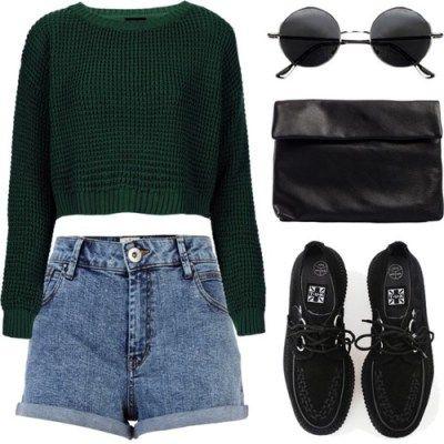 ropa hipster para adolescentes - Buscar con Google: