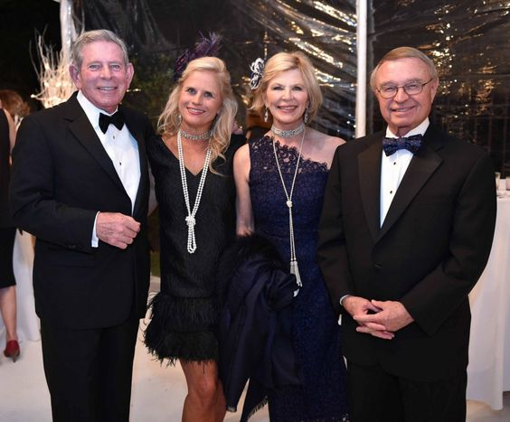 Downton Abbey goes out in style at WYES Gala | NOLA.com: