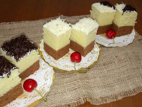 Resep Bolu Kukus Coklat Vanilla Oleh Dapur Dien Resep Coklat Resep Cake Mini