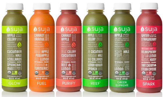 Amazon.com : Suja Juice 3 Day Fresh Start, 18 Count : Fruit Juices : Grocery & Gourmet Food