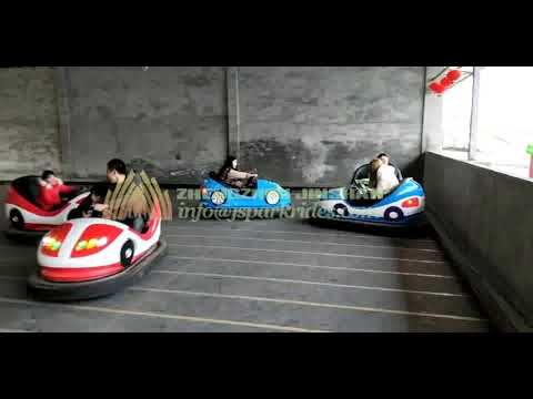 Amusement Park Bumper Cars Rides In Theme Parks For Sale In Jinshan