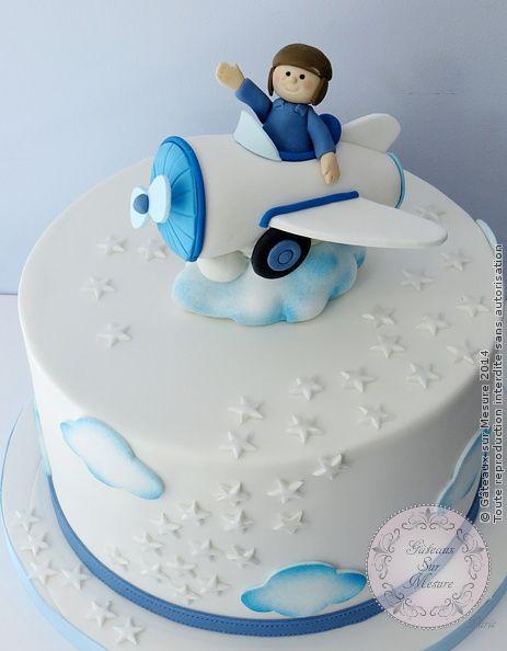 Exposition Cake Design : Gateau Aviateur (from Gateaux sur Mesure Paris ...