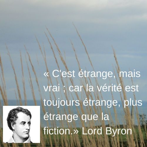 Lord byron and lord on pinterest for Alexandre jardin citation