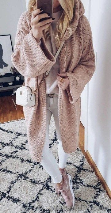 Modest Fall Hipster Outfits