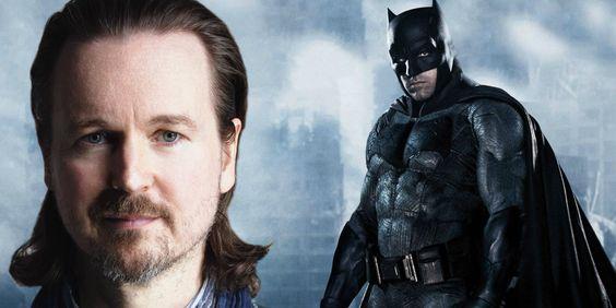 Ben Affleck Matt Reeves' 'The Batman'