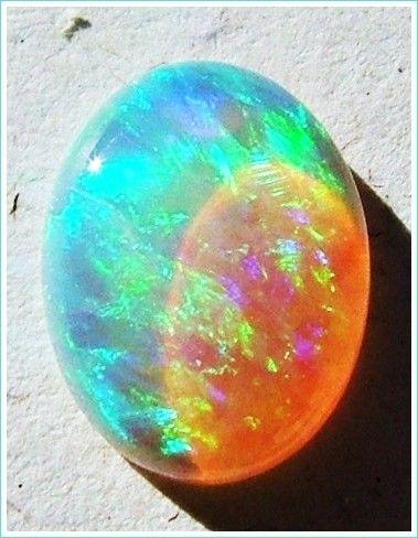 Australian Opal solid