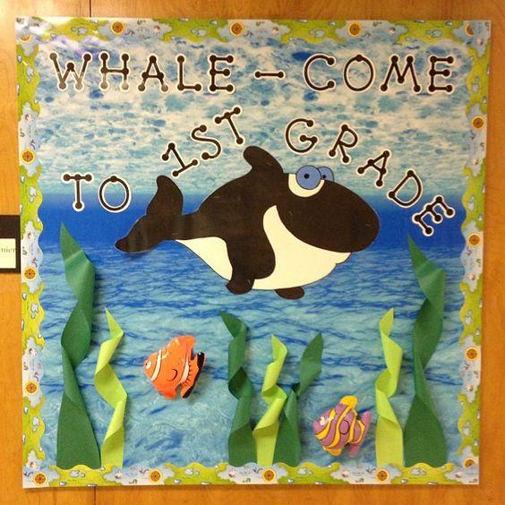 Whale Classroom Decor : Pinterest the world s catalog of ideas