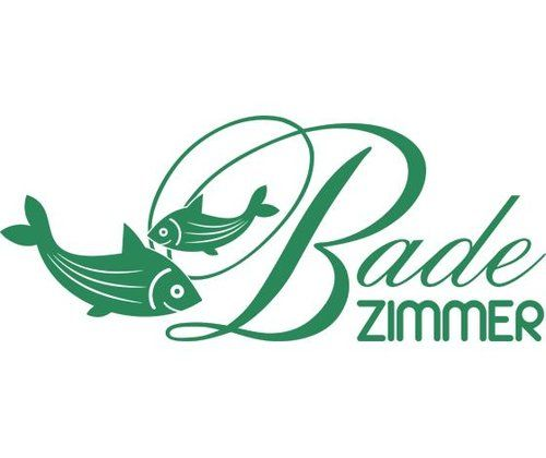 East Urban Home Wandtattoo Badezimmer Fische In 2021 Wall Stickers Green Colors House Colors