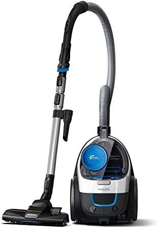 Migliori Aspirapolvere A Bidone E A Traino 2020 Philips Aspirapolvere Power Pro Compact Bianco In 2020 Bagless Vacuum Cleaner Bagless Vacuum Best Vacuum