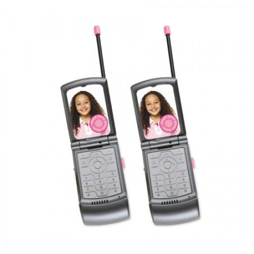 I had a pair of these. It took pictures too. It was the coolest thing I had until I actually got a phone^^