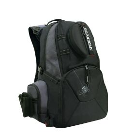 Backpacks boxes and fishing on pinterest for Spiderwire sling fishing backpack