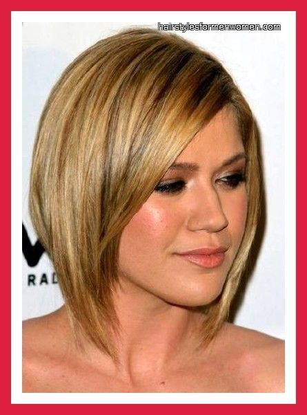 Enjoyable Mid Length Haircuts For Women And Bobs On Pinterest Short Hairstyles For Black Women Fulllsitofus