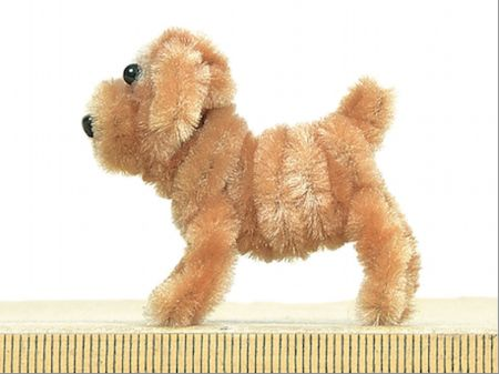 Make A Pipe Cleaner Dog Crafts Pinterest