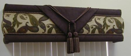 Cornice With Decorating Touches Window Cornice Kit