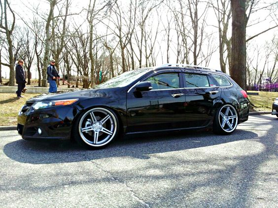 stanced wagon stanced tsx wagon my wagon guys cars. Black Bedroom Furniture Sets. Home Design Ideas
