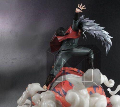 Original Model Palace Naruto Figure Statue Resin Gk Jiraiya Toy