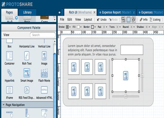 10 Best Wireframe Tools For Creating Web Design Wireframe Web Design Information Architecture