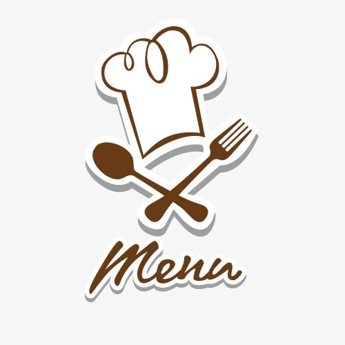 Vintage Restaurant Labels Chef Tool Fork Png Transparent