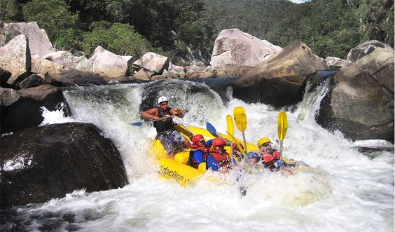 Tthe top dozen destinations for paddlers in Australasia. Discover the most beautiful coasts to kayak, the wildest rivers to raft and the most tranquil lakes to canoe. - Nymboida River, NSW