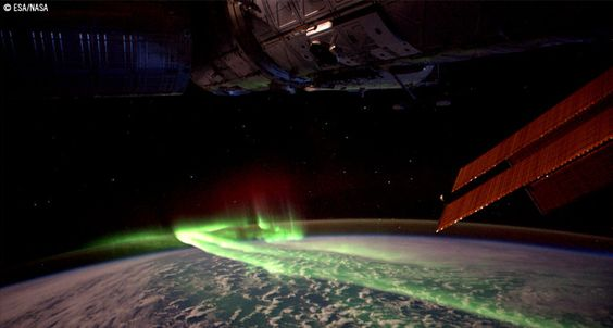 For the first time, Earth Hour will be reaching space in 2012 with Astronaut André Kuipers observing from the International Space Station on March 31 at 8:30PM.