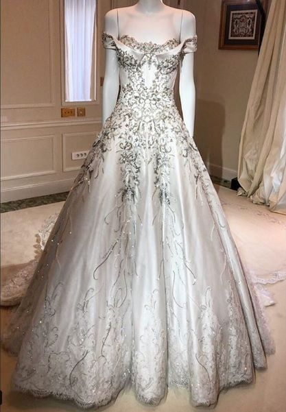Atelier Versace Spring Summer 2018 Atelier Versace Printemps Ete 2018 Atelier Versace Primavera Estate 2018 Dresses Wedding Dresses Ball Gowns