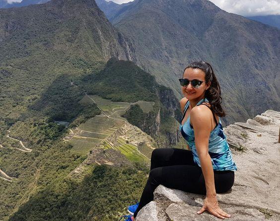 Waynapicchu, Perú