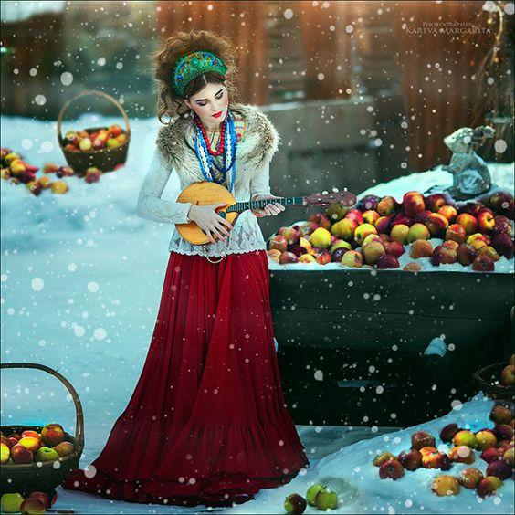 Снимки на Маргарита Карева - Вижте още на: http://www.creativelite.com/mind-blowing-photographs-margarita-kareva