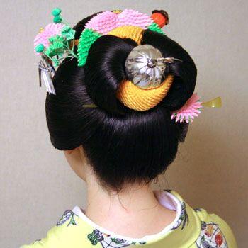 Peinado Japon 233 S Tradicional Japan Extravaganza