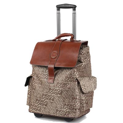 Multifonctionnel Double épaule sac à dos étanche Oxford voyage de tissu chariot sac bagages boîte 20 polegadas dans Valise à roulette de Valises et sacs sur AliExpress.com | Alibaba Group