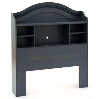 Shop for South Shore Summer Breeze Blueberry Twin Bookcase Headboard. Get free delivery at Overstock.com - Your Online Furniture Outlet Store! Get 5% in rewards with Club O!