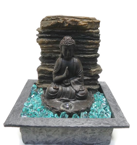 6 tips you need to know about feng shui water fountains for Water feature feng shui