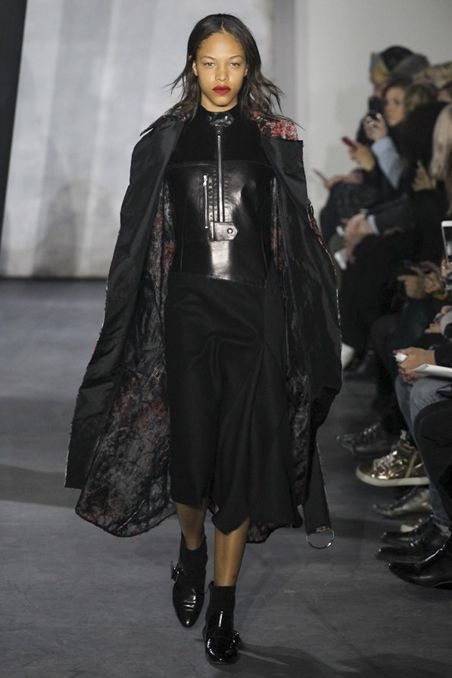 3.1 Phillip Lim - Fall 2015 Ready-to-Wear - Look 9 of 46
