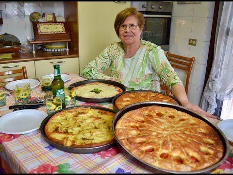 Ricetta Focaccia Nonna.Pin On Italian Recipes