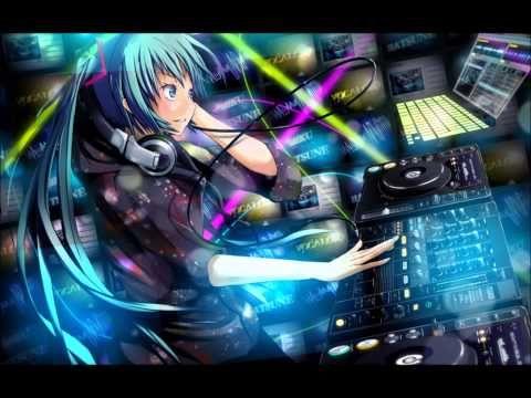 Nightcore Pretty Rave Girl Youtube Hatsune Miku Anime Anime Music