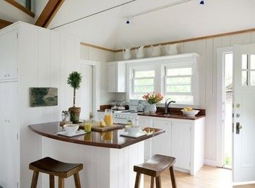 Opening Small Kitchen Design Ideas, Pictures, Remodel and Decor
