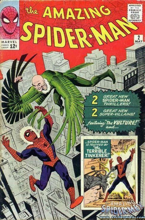 At4w Spider Man Power And Responsibility Essay - image 3