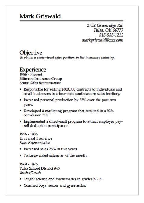 Guide Scannable Resume Samples -    exampleresumecvorg guide - small business owner resume