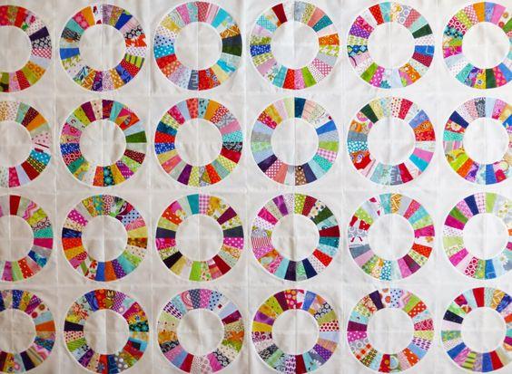 Quilt Factory Blog: Even more circles?