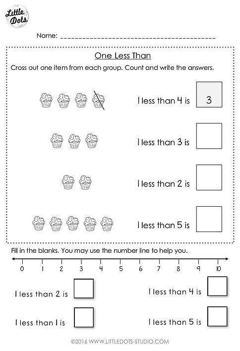 Subtraction Worksheet For Kindergarten And Grade 1 Level Learn